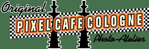 Pixel Cafe Cologne Logo
