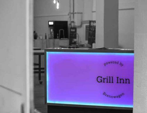 Sexy Fotoshooting im Grill Inn